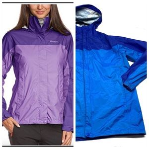 ❤️ Marmot Precip Color Block Rain Jacket
